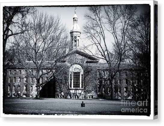 Princeton University Canvas Print - Princeton University by John Rizzuto