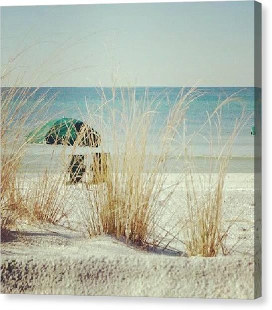 Kirby Canvas Print - Private Beach by Blake Kirby
