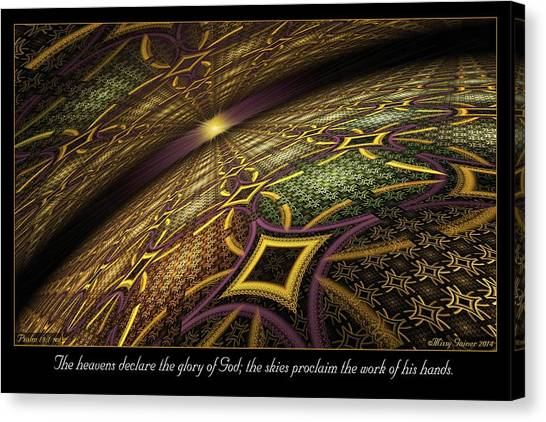 Proclaim Canvas Print