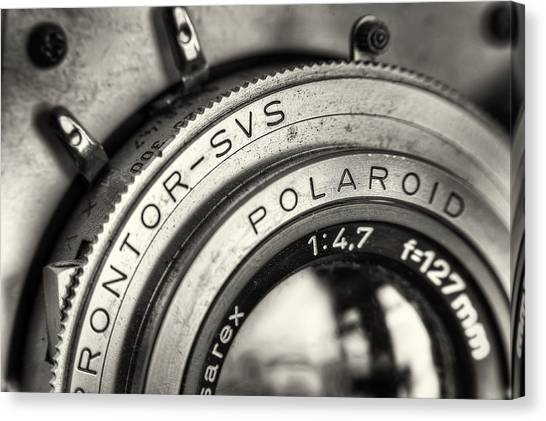 Shutter Canvas Print - Prontor Svs by Scott Norris
