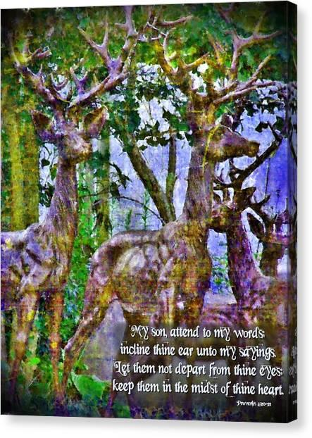 Kjv Bible Canvas Prints (Page #12 of 24) | Fine Art America