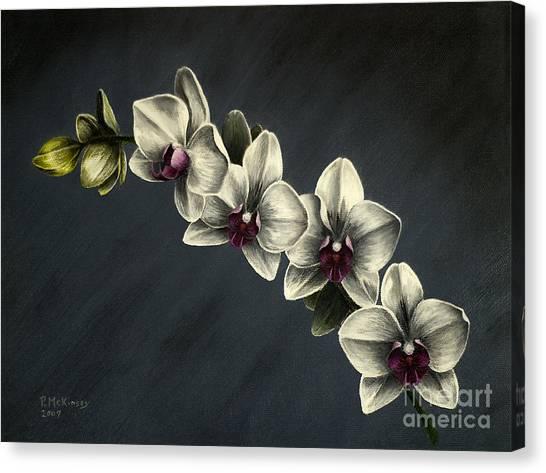 Canvas Print - Puakea by Peggy McKinsey