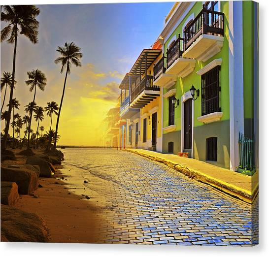 Puerto Rico Canvas Prints | Fine Art America