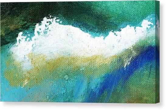 Pura Natural Canvas Print by L J Smith