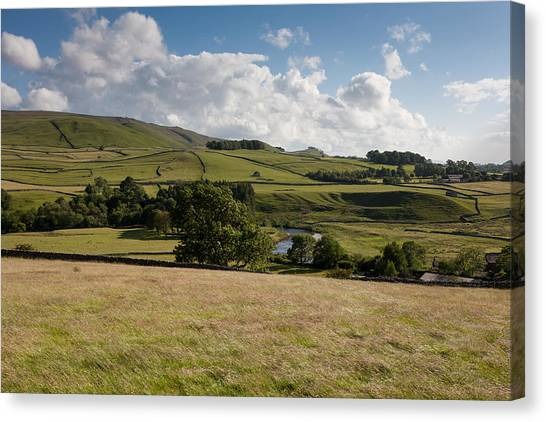 Pure Yorkshire Canvas Print