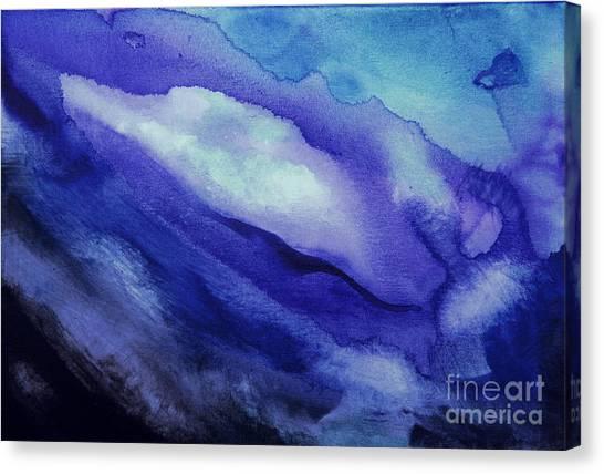 Purple Hues Canvas Print
