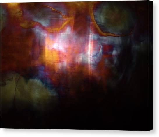 Pyro Genesis Canvas Print