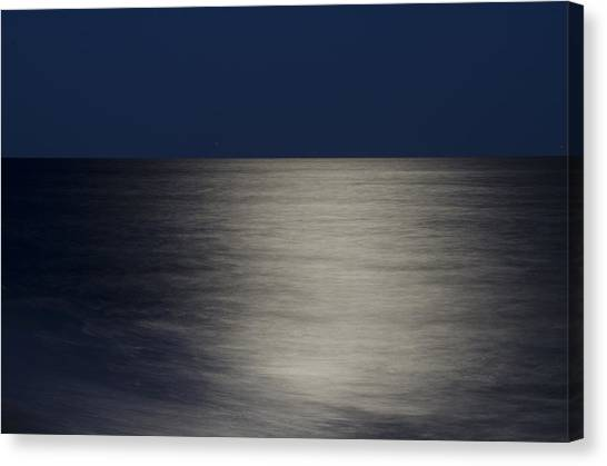 Quansoo Moon Canvas Print