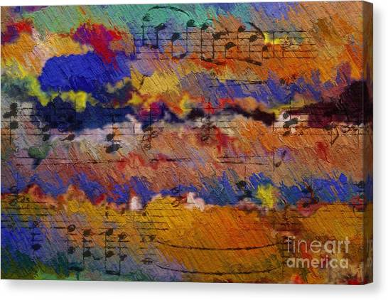 Quartexture 1 Canvas Print