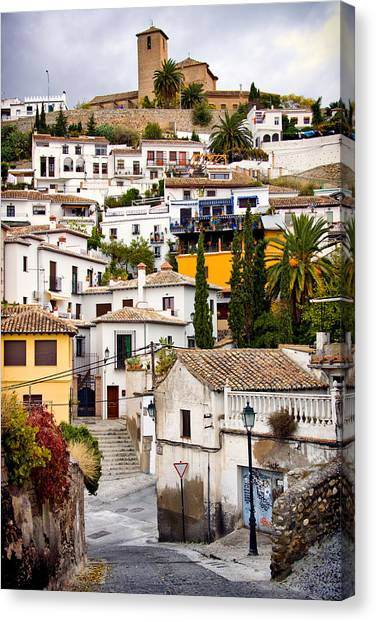 Quintessential  Spain Canvas Print