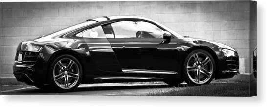 R8 Dreaming Canvas Print