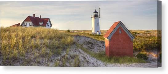 Race Point Lighthouse Canvas Print