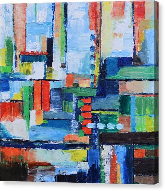 Canvas Print - Radast by Color  Splash
