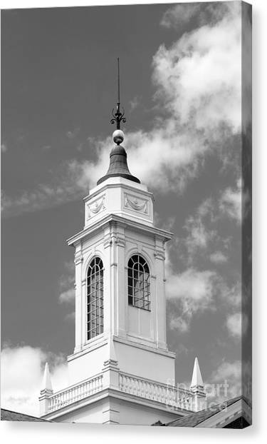 Harvard University Canvas Print - Radcliffe College Cupola by University Icons