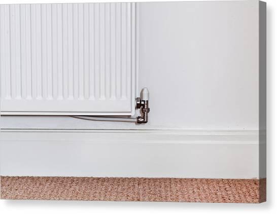 Clean Energy Canvas Print - Radiator by Tom Gowanlock