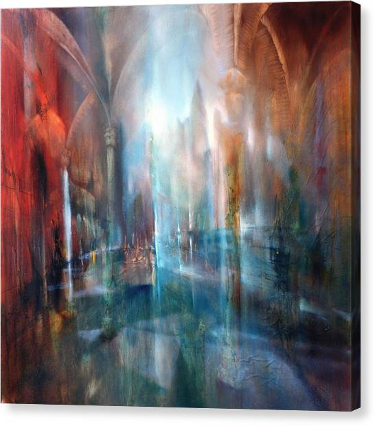 Raeume Canvas Print
