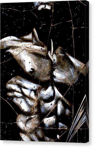 Bogdanoff Canvas Print - Rafael - Study No. 1 by Steve Bogdanoff