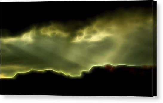 Rainlight 1 Canvas Print