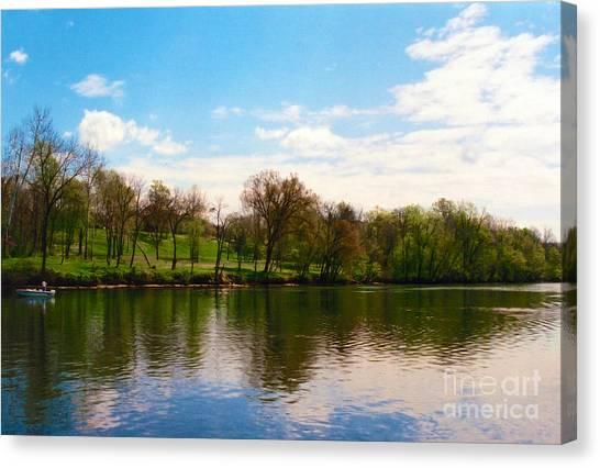 Rappahannock River I Canvas Print