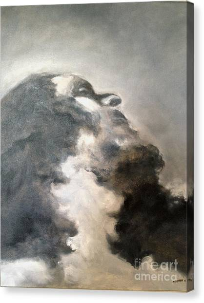 Rapture Canvas Print by Michelle Dommer