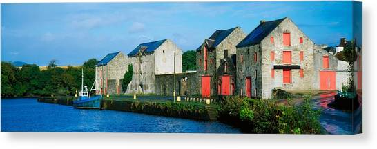 Rathmelton, Co Donegal, Ireland Canvas Print by The Irish Image Collection