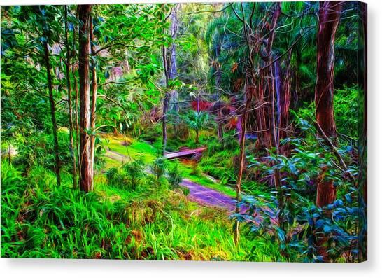 Ravine Gardens State Park Canvas Prints   Fine Art America