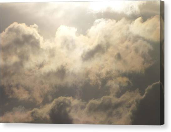 Cloud Canvas Print - Reach For The Sky 19 by Mike McGlothlen