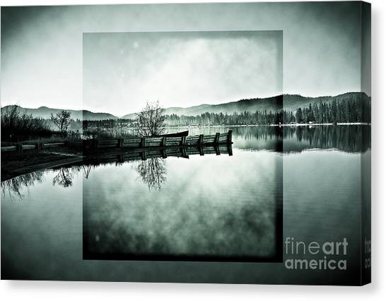 Realize Canvas Print