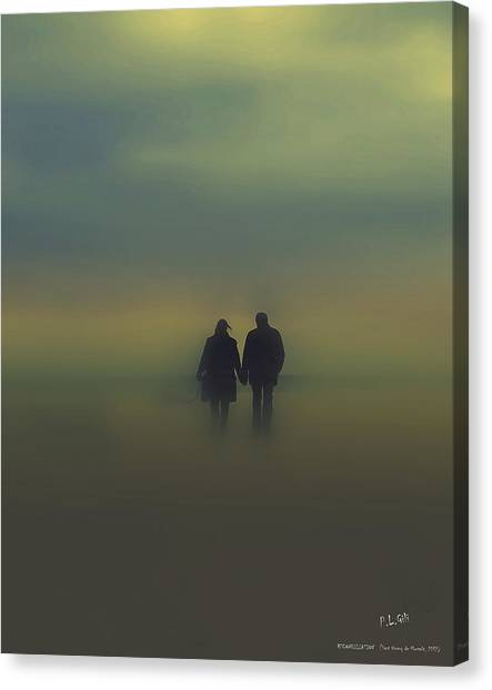 Reconciliation Canvas Print