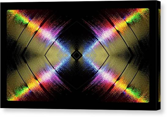 Record Everthing Canvas Print by Frank Vigneri