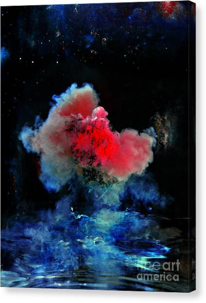 Red Dwarf Canvas Print by Petros Yiannakas