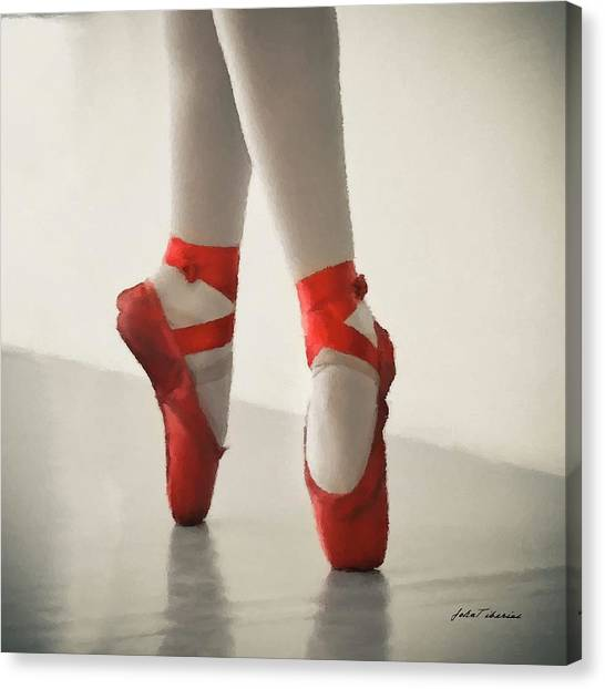 51c773b9de80 Ballerina Slippers Canvas Prints (Page  8 of 9)