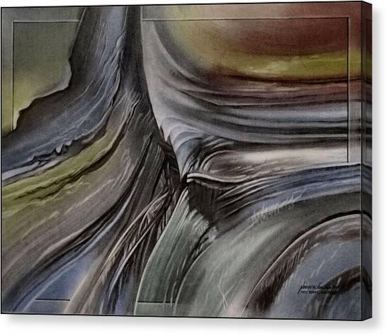 Redrockscapee 2010 Canvas Print