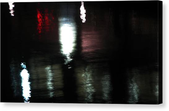 Reflected Fusion Canvas Print