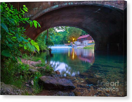 Reflection Canvas Print