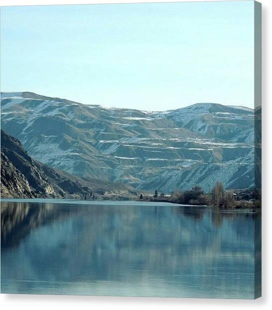 Washington Canvas Print - Reflections by Kelli Stowe