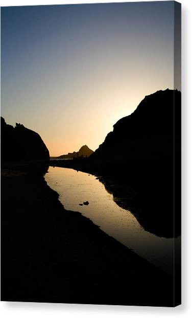 Reflections Canvas Print by Kunal Ghate
