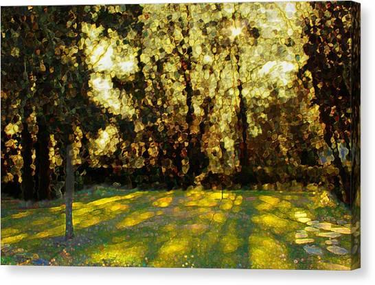 Refrectory Canvas Print