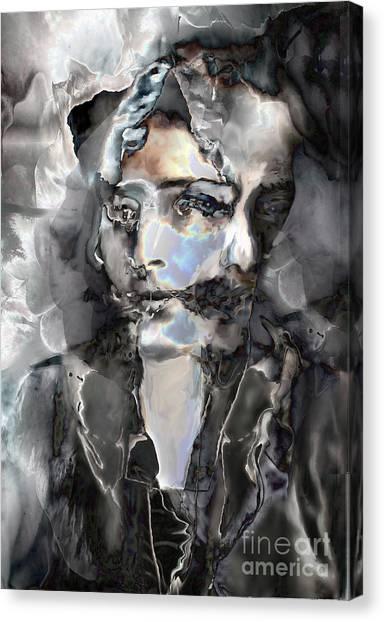 Reincarnation Canvas Print