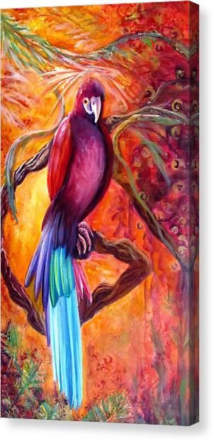 Release Panel 1 Canvas Print