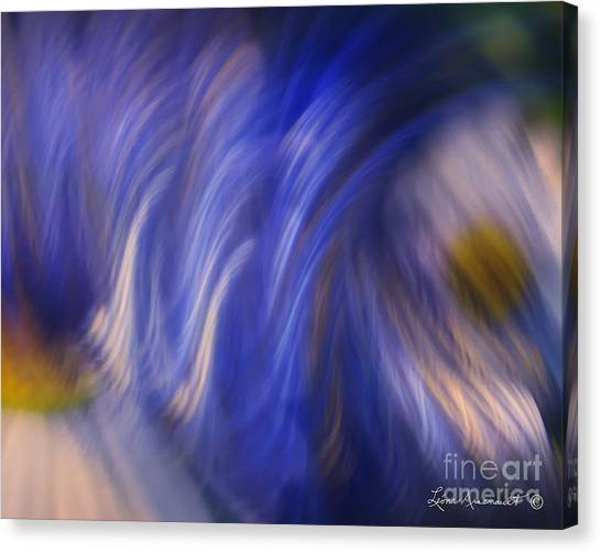 Released Canvas Print by Leona Arsenault