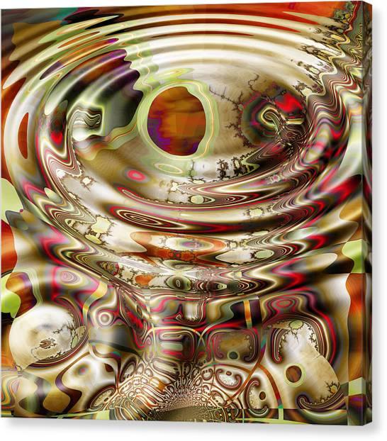 Rem Dreams Canvas Print