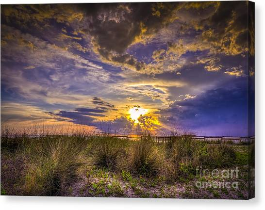 Thunder Bay Canvas Print - Remember This Day by Marvin Spates