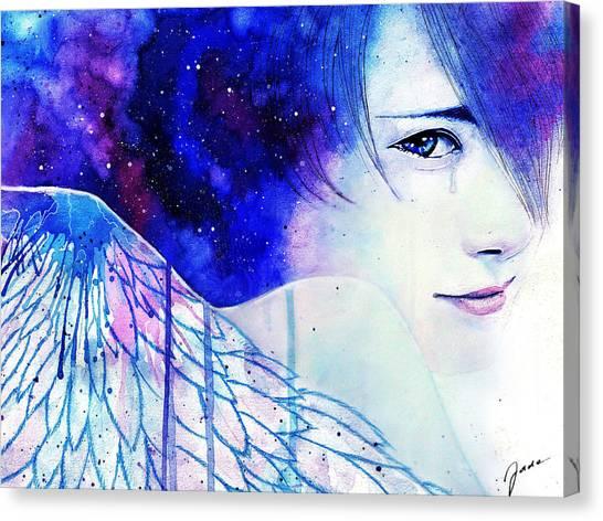 Remember Me Canvas Print by Elisabeth Vania
