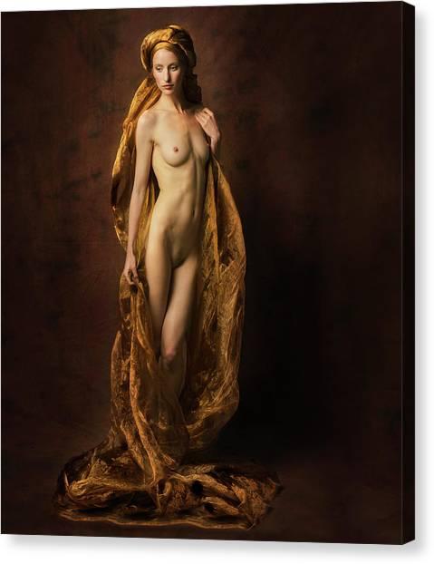 Rembrandt Canvas Print - Renaissance. by Ian Munro