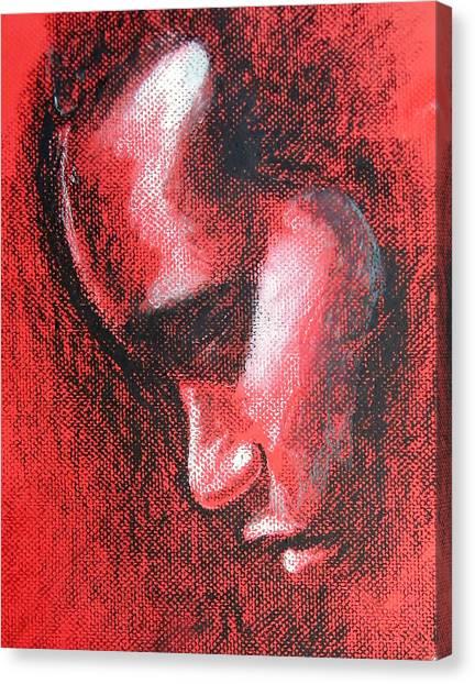 Renew My Mind Canvas Print by Alphonso Edwards II