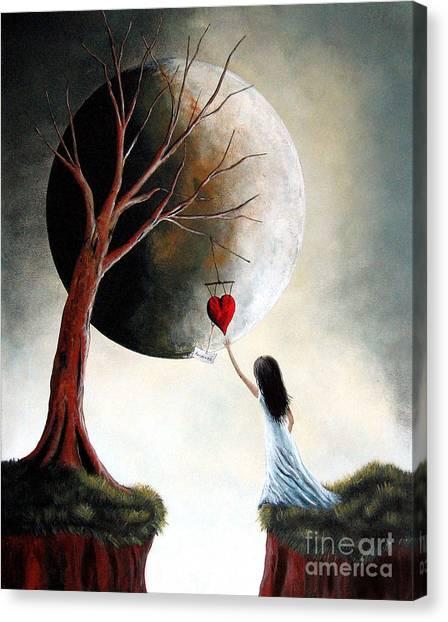 Reserved By Shawna Erback Canvas Print by Shawna Erback