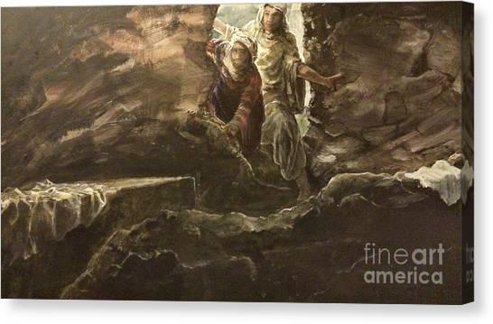 Resurrection Sunday Canvas Print