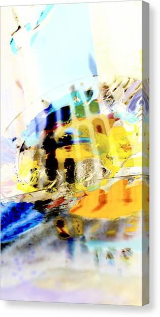 Retro Reflections Canvas Print