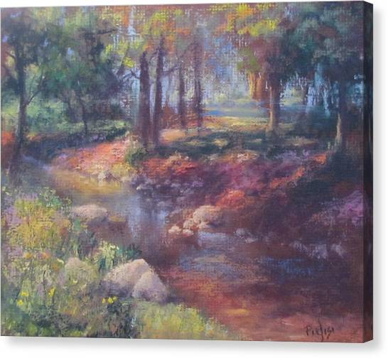 Return To Shupp's Grove Canvas Print